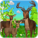 Deer Simulator – Animal Family 1.165 MOD Unlimited Money for android