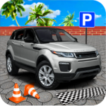 Luxury Prado Jeep Spooky Stunt Parking Range Rover 0.1 MOD Unlimited Money for android