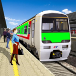Modern Train Driving Simulator City Train Games 2.2 MOD Unlimited Money for android