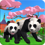 Panda Simulator 3D Animal Game 1.036 MOD Unlimited Money for android