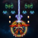 Alien Attack Galaxy Invaders 1.2.5 MOD Unlimited Money for android