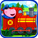 Baby Railway-Train Adventure 1.3.1 MOD Unlimited Money for android