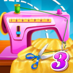 Baby Tailor 3 – Crazy Animals 3.7.5017 MOD Unlimited Money for android