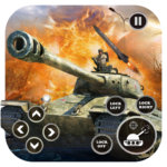 Battle Tank games 2020 Offline War Machines Games 1.6.1 MOD Unlimited Money for android