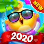 Bird Friends Match 3 Free Puzzle 1.4.7 MOD Unlimited Money for android