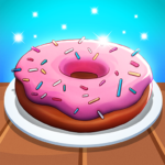 Boston Donut Truck – Fast Food Cooking Game 1.0.4 MOD Unlimited Money for android