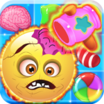 Brain Crush Sam and Cat fans 1.21 MOD Unlimited Money for android