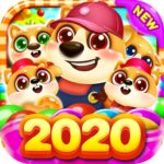 Bubble Shooter – save little puppys 1.0.32 MOD Unlimited Money for android