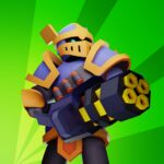 Bullet Knight Dungeon Crawl Shooting Game 1.0.6 MOD Unlimited Money for android