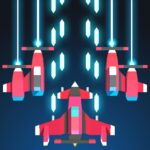 Burning Sky Aircraft Combat 3D 1.1.2 MOD Unlimited Money for android