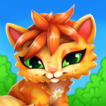 Cats Magic Dream Kingdom 1.4.141788 MOD Unlimited Money for android