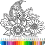 Coloring Book for Adults 7.2.6 MOD Unlimited Money for android