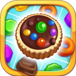 Cookie Mania – Match-3 Sweet Game 2.5.8 MOD Unlimited Money for android