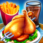 Cooking Express Star Restaurant Cooking Games 2.1.3 MOD Unlimited Money for android