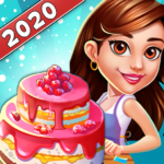 Cooking Party Restaurant Craze Chef Cooking Games 1.5.9 MOD Unlimited Money for android