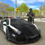 Cop Driver Police Simulator 3D 1.0 MOD Unlimited Money for android