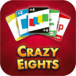 Crazy Eights 3D 2.6.5 MOD Unlimited Money for android