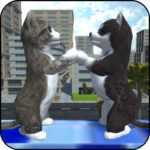 Cute Cat And Puppy World 1.0.5.9 MOD Unlimited Money for android