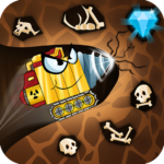 Digger Machine dig and find minerals 2.7.0 MOD Unlimited Money for android