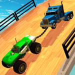 Double Impossible Mega Ramp 3D – Car Jump Drift 3.6 MOD Unlimited Money for android