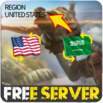 FREE SERVER CHANGER FOR FREE FIRE VPN 23.1 MOD Premium Cracked for android