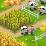 Farm City Farming City Building 2.2.9 MOD Unlimited Money for android