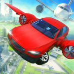 Flying Car Driving 2020 – Ultimate Cars 1.1 MOD Unlimited Money for android