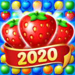 Fruit Genies – Match 3 Puzzle Games Offline 1.13.2 MOD Unlimited Money for android