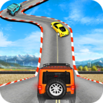 GT Jeep Impossible Mega Dangerous Track 0.1 MOD Premium Cracked for android