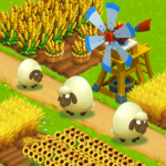 Golden Farm Idle Farming Adventure Game 1.41.34 MOD Unlimited Money for android