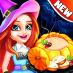 Halloween Cooking Chef Madness Fever Games Craze 1.4.3 MOD Unlimited Money for android