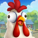 Happy Town Farm Farming Game 0.21.2 MOD Unlimited Money for android