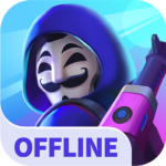 Heroes Strike Offline – MOBA Battle Royale 22 MOD Unlimited Money for android