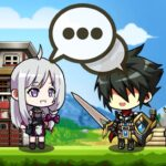 Heroes Town online 2D MMORPG 4.18 MOD Unlimited Money for android