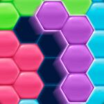 Hexa Block Puzzle 1.85 MOD Unlimited Money for android