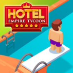 Hotel Empire Tycoon – Idle Game Manager Simulator 1.8.1 MOD Unlimited Money for android