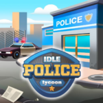 Idle Police Tycoon – Cops Game 0.9.3 MOD Unlimited Money for android