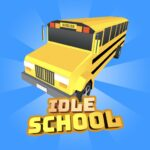 Idle School 3d – Tycoon Game 1.3 MOD Unlimited Money for android