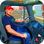 In Truck Driving Euro Truck 2019 1.1 MOD Unlimited Money for android