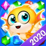 Jewel Blast Dragon – Match 3 Puzzle 1.16.13 MOD Unlimited Money for android