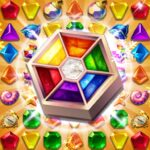 Jewels Fantasy Quest Temple Match 3 Puzzle 1.7.5 MOD Unlimited Money for android