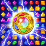 Jewels Magic Mystery Match3 20.0716.09 MOD Unlimited Money for android