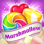 Lollipop Marshmallow Match3 20.0629.09 MOD Unlimited Money for android