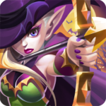 Magic Rush Heroes 1.1.266 MOD Unlimited Money for android