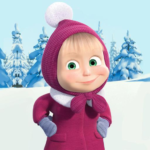 Masha and The Bear Xmas shopping 1.1.2 MOD Unlimited Money for android