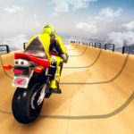 Mega Ramp Impossible Tracks Stunt Bike Rider Games 2.9 MOD Unlimited Money for android