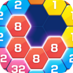 Merge Block Puzzle – 2048 Hexa 1.3.2 MOD Unlimited Money for android