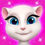 My Talking Angela 4.7.2.796 MOD Unlimited Money for android