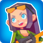 Nonstop Game Cyber Raid 0.0.23 MOD Unlimited Money for android