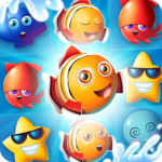Ocean Blast Match-3 Puzzler 6.4.0 MOD Unlimited Money for android